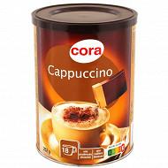 Cora cappuccino avec poudreuse de chocolat 252g