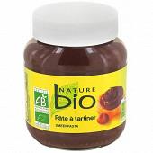 Nature bio pâte à tartiner 400g