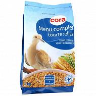 Cora menu complet pour tourterelles sachet 1kg
