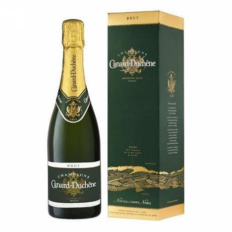 Canard Duchene champagne brut 75cl 12%vol en étui