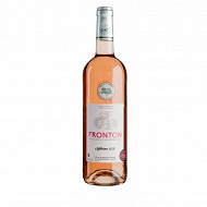 L'âme du terroir Fronton rosé 75 cl 12% Vol.