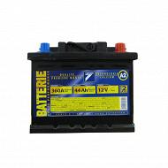 Auto 7 batterie 12V 44 AH nominal 360A (en)