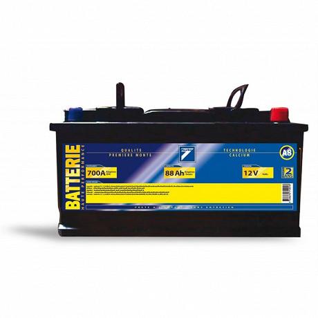 Auto 7 batterie 12V 88 AH nominal 700A