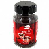 Cora café sélection soluble 200g