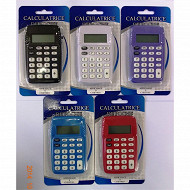 Calculatrice de poche 8 chiffres