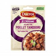 Ducros sachet mélange poulet tandoori 20g