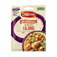 Ducros sachet mélange tajine marocain 18g