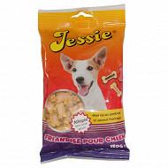Jessie mini os au jambon et au fromage 150g