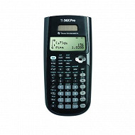 Texas instrument calculatrice scientifique ti36 x pro 4 lignes