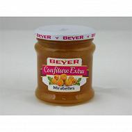 Beyer confiture extra mirabelles 370g