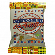 Narayaninsamy colombo des Antilles poudre à curry powder 100g