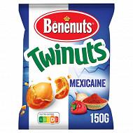 Bénénuts twinuts saveur mexicaine 150g