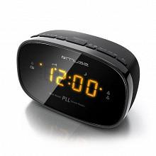 Muse Radio réveil double alarme M-150 CR
