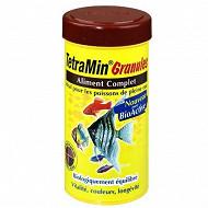 Tétramin granulés poissons exotiques 100g (250 ml)