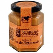 Patrimoine gourmand confiture de lait de Normandie 315g