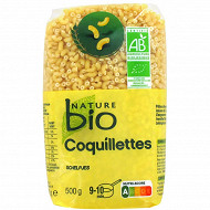 Nature bio coquillettes 500g