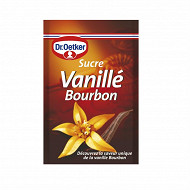 Ancel sucre vanillé bourbon 4x32g