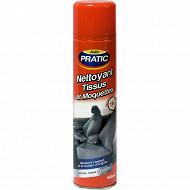 Auto pratic nettoyant tissus et moquettes 400ml