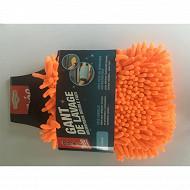 Theo gant de lavage microfibre