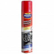 Auto pratic nettoyant plastique extra brillant 300ml vanille