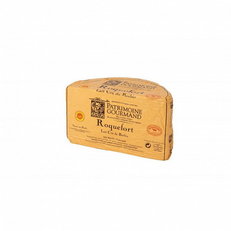 Roquefort aop au lait cru de brebis Patrimoine gourmand