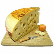 Emmental de Savoie igp au lait cru Patrimoine gourmand