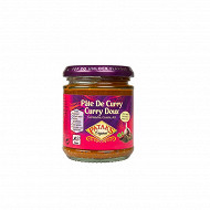 Patak's pate curry doux 165g