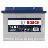 Bosch batterie S4 silver 12V 60AH 540A