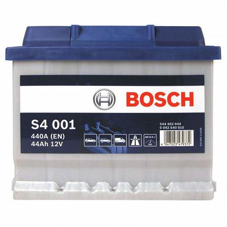 Bosch batterie S4 silver 12V 44AH 440A
