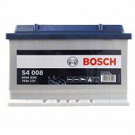 Bosch batterie s4 silver 12V 74AH 680A