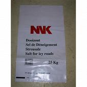 Sel de déneigement sac de 25kg