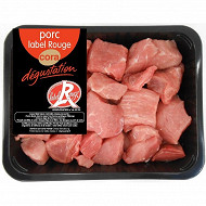 Sauté de porc Label Rouge Cora dégustation