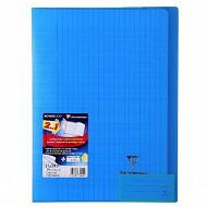 Clairefontaine kover book 21x29.7 cm seyes bleu translucide