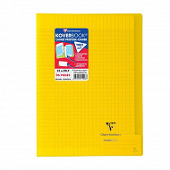 Clairefontaine kover book 21x29.7 cm seyes 96 pages vert translucide
