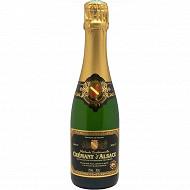 L'Ame du Terroir crémant d'Alsace 37.5cl 12% Vol.