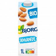 Bjorg lait d'amande calcium 1 l