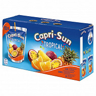 Capri-Sun tropical poche 10x20cl