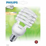 Philips ampoule tornado T3 E27 - 32 watts blanc chaud