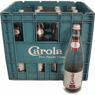 Caisse Carola rouge 12x1l
