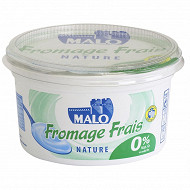 Malo fromage frais nature 500 g