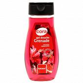 Cora gel douche grenade 250ml