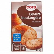 Cora levure boulangère 30g