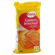 Cora goûters briochés 255g