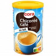 Cora café au lait à la chicorée 400g