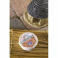 Rocamadour fermier aop au lait cru de chèvre 35g 20%mg/poids total