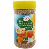 Cora thé saveur citron soluble 400g
