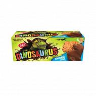 Lotus dinosaurus chocolat lait 3 sachets 225g