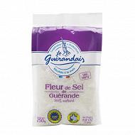 Le Guérandais fleur de sel sac 250g