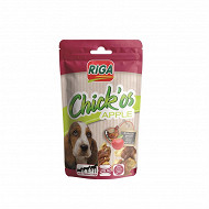 Riga chick'os pomme 70g