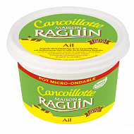 Raguin cancoillotte ail 250g 7.5%mg